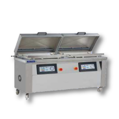 Double Chamber stainless steel vacum Packaging Machine