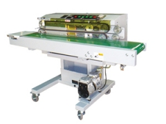 Band Sealer with Vacuum